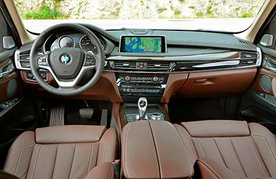 цены BMW X5 F15