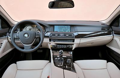цены BMW 5 серии F10